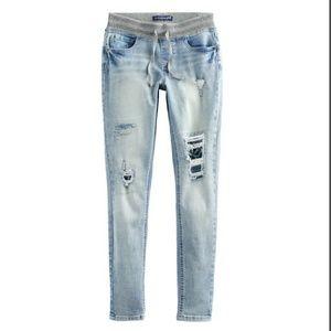 Vanilla Star destructed skinny jeans
